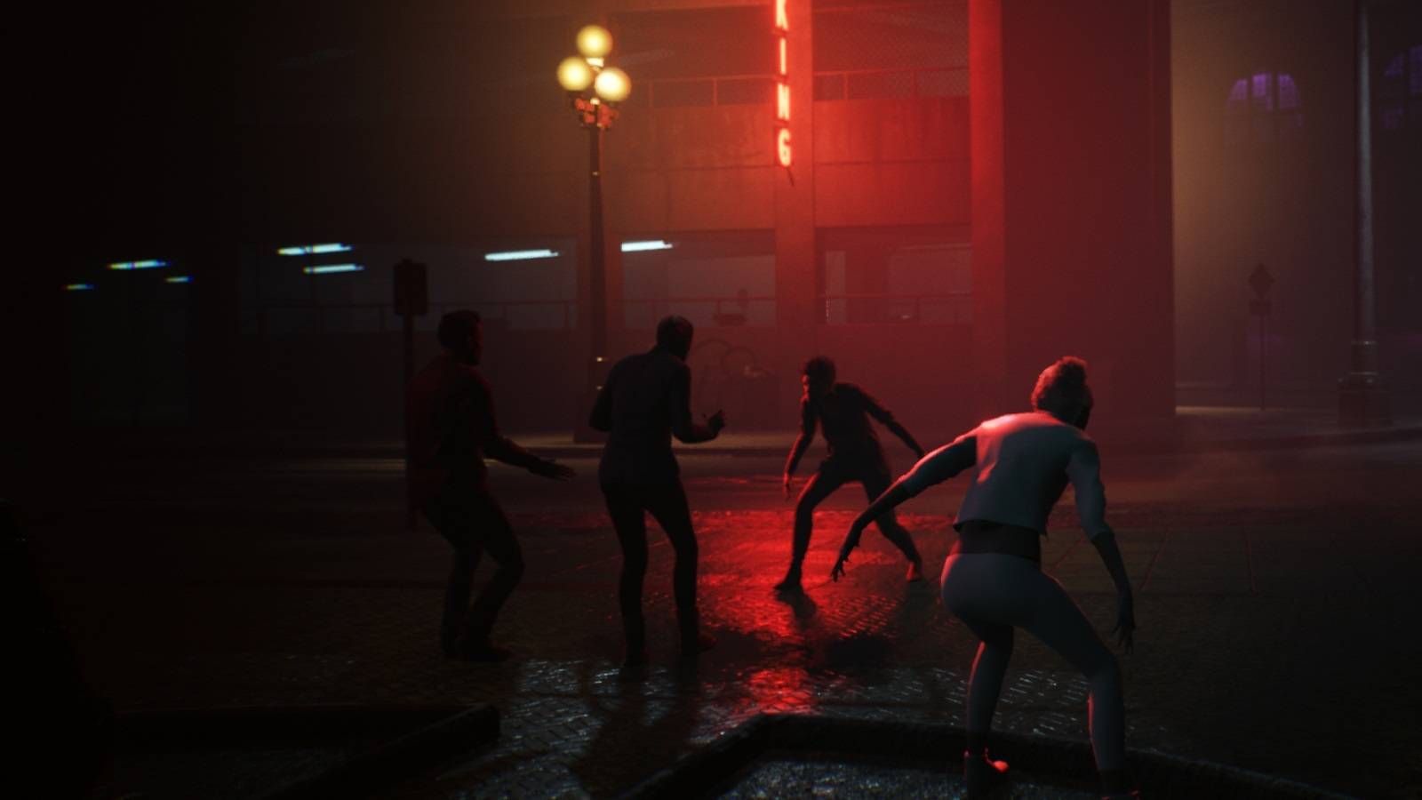 Vampire The Masquerade Bloodlines 2; screenshot: thinbloods