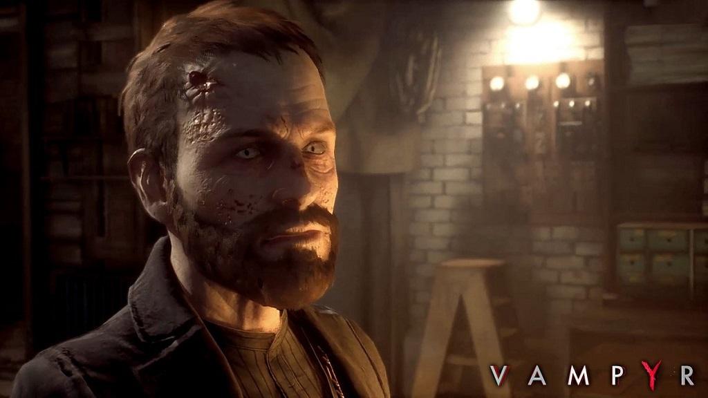 Nejlepší hry; Vampyr