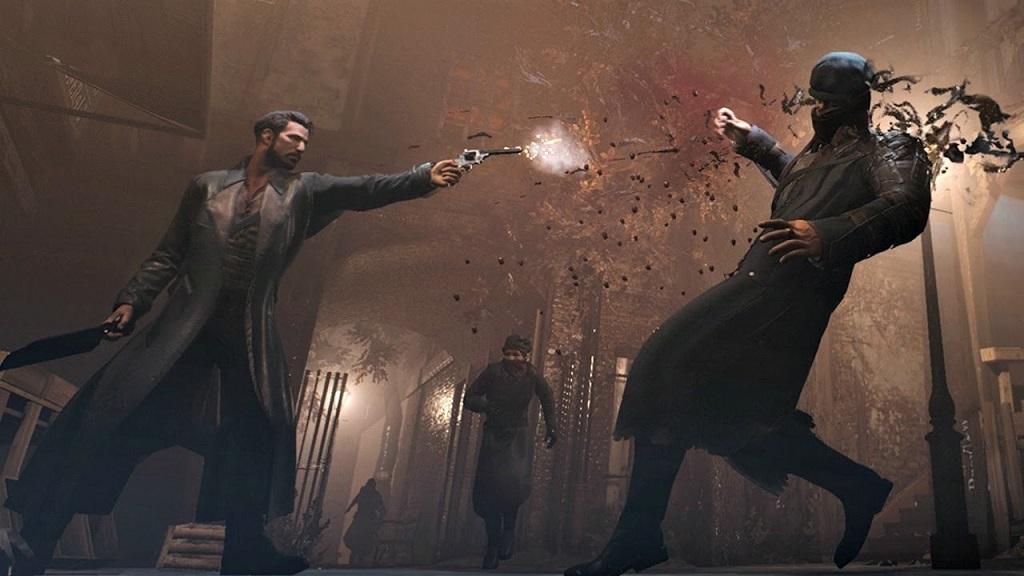 Nejočekávanější hry červen 2018; Vampyr, wallpaper, Jonathan Reid