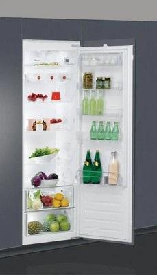 Vestavné lednice bez mrazáku