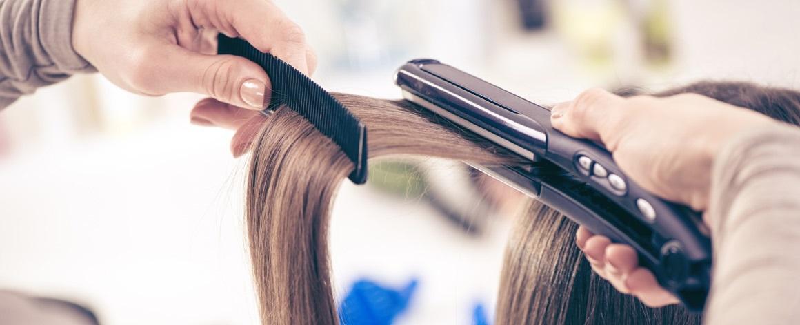 Jak udělat vlny žehličkou na vlasy   ceecb177235