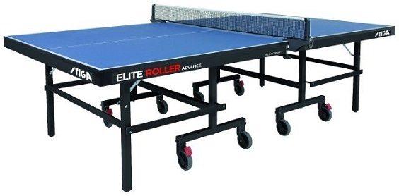 Vnitřní stůl na stolní tenis