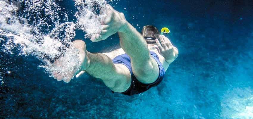 Hodinky na potápění