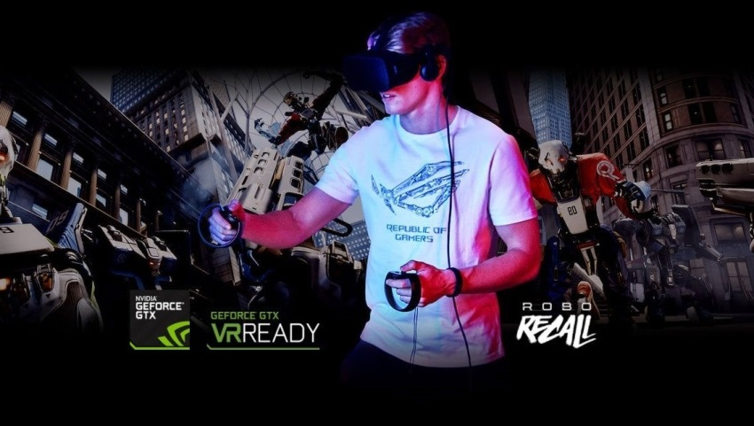 VR ready ASUS ROG STRIX SCAR II