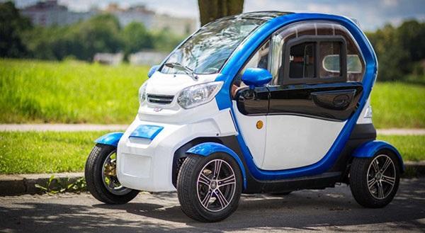 VXT 2 Quadro je nejlevnější elektromobil v EU