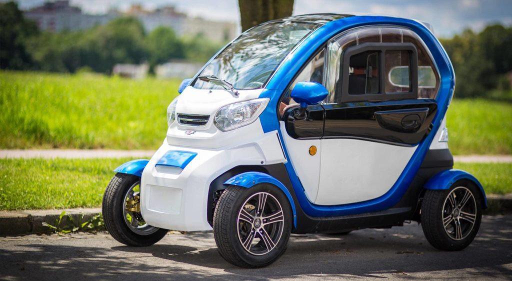 Elektomobil VXT 2 Quadro