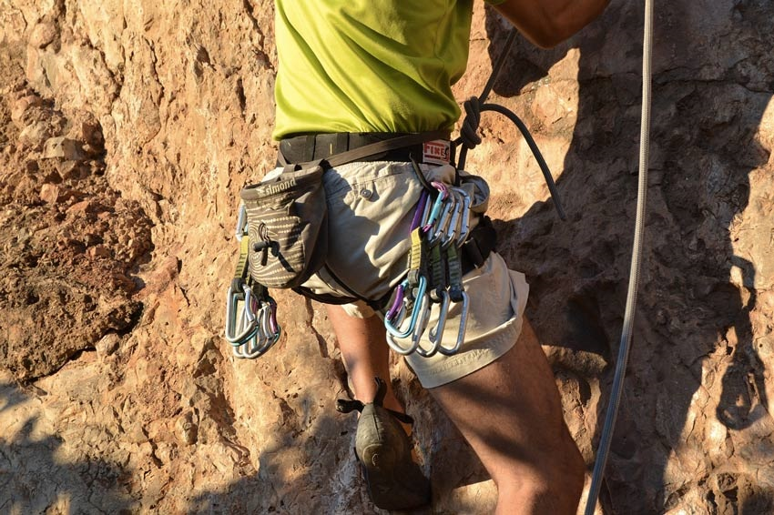 Vybavení horolezce