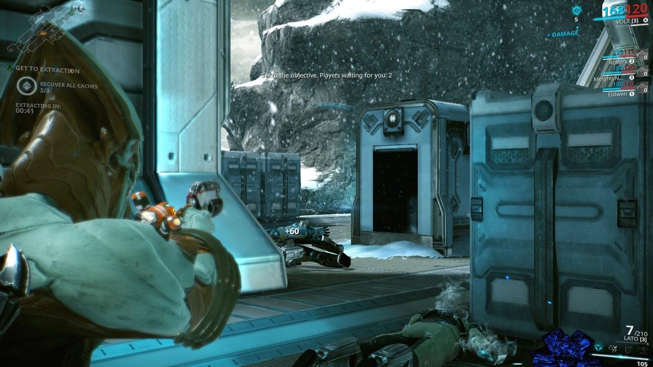 Warframe; gameplay: úrovně