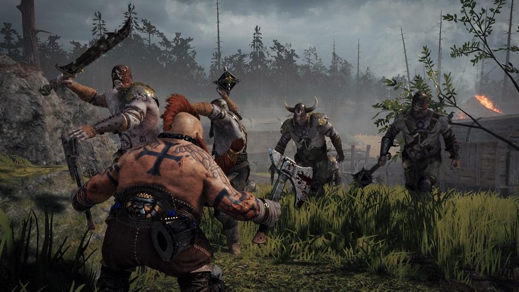 Warhammer: Vermintide 2; Slayer