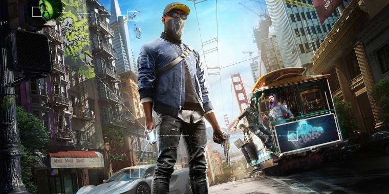 Watch Dogs 3; screenshot: San Francisco