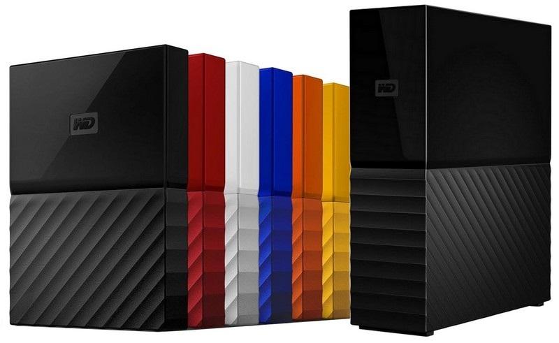Nové externí disky WD, bezpečný úkryt pro vaše data