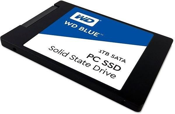 SSD disk WD Blue 1 TB SATA