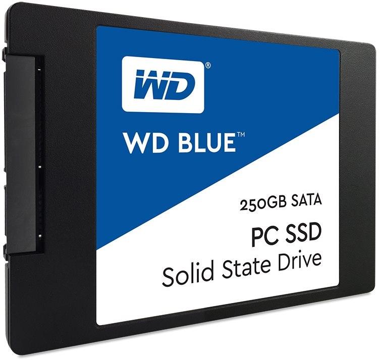 SSD disk WD Blue 250 GB SATA