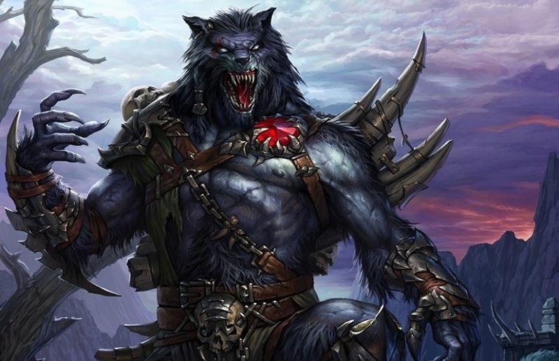Werewolf: The Apocalypse – Earthblood; screenshot: vlkodlak