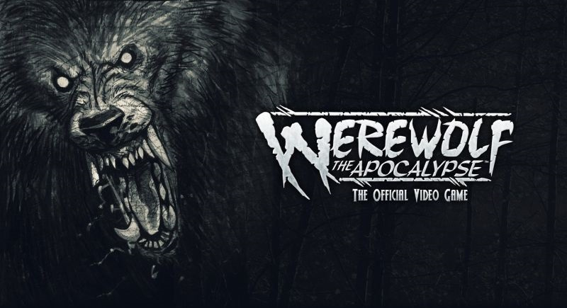 Werewolf Apocalypse; screenshot: cover, logo