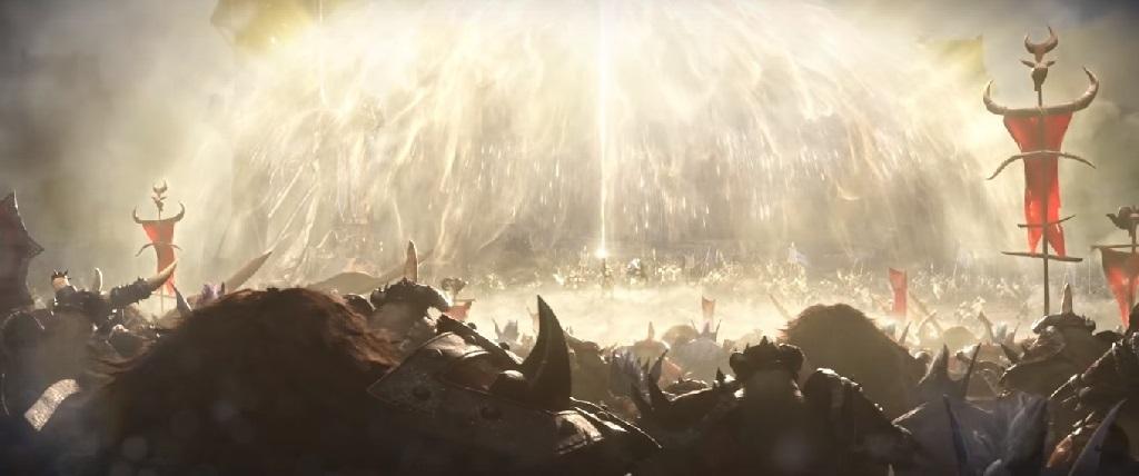 World of Warcraft: Battle for Azeroth; Wallpaper: Anduin oživuje spolubojovníky