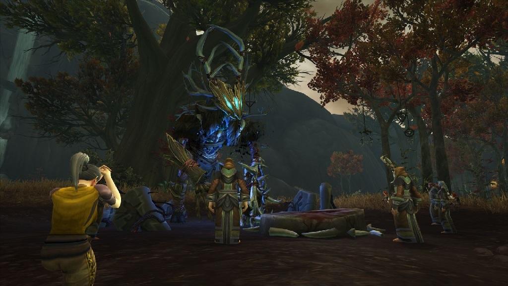 World of Warcraft: Battle for Azeroth; Gameplay: Kult