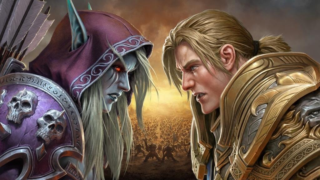 World of Warcraft: Battle for Azeroth; screenshot: rivalita