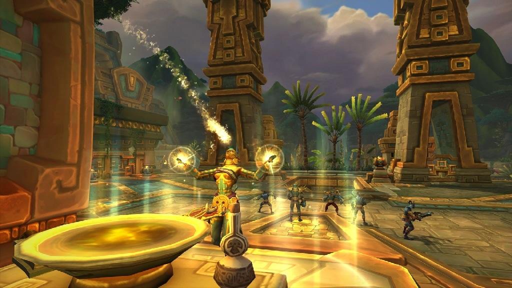 World of Warcraft: Battle for Azeroth; Gameplay: Uctívači
