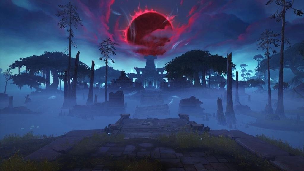 World of Warcraft: Battle for Azeroth; Gameplay: Zandalar