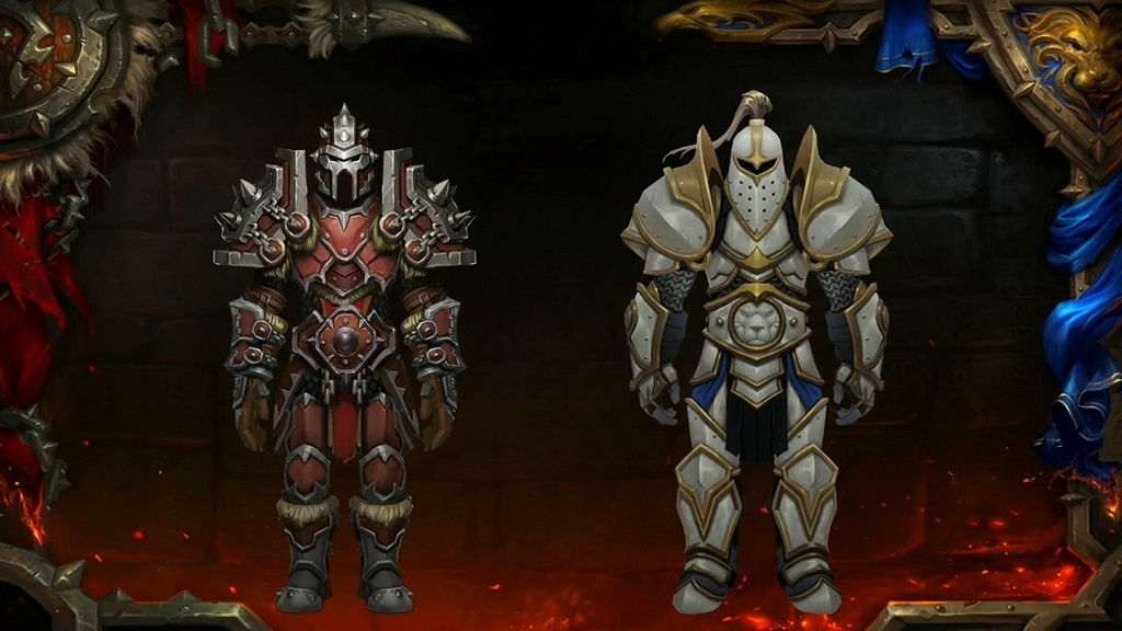World of Warcraft: Battle for Azeroth; New, models