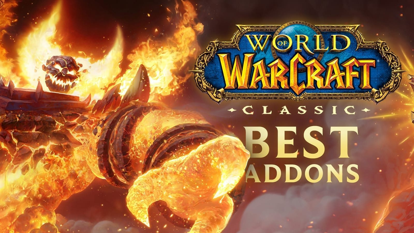 World of Warcraft Classic;addony; addons: návod