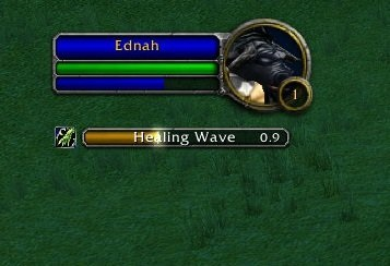 World of Warcraft Classic; addon: classic castbars