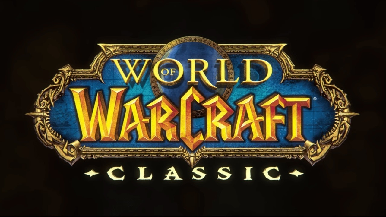 World of Warcraft Classic; screenshot: logo