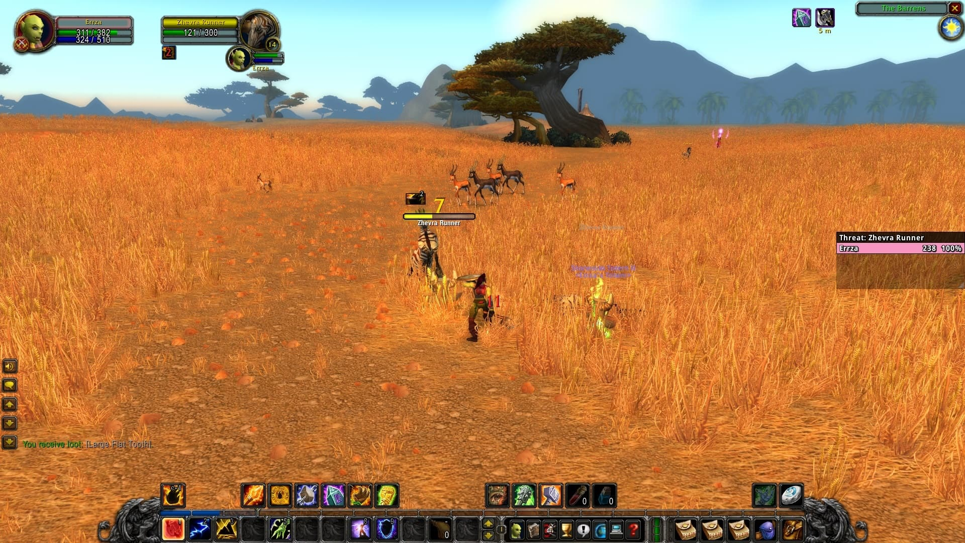 World of Warcraft Classic Tipy; gameplay: quest