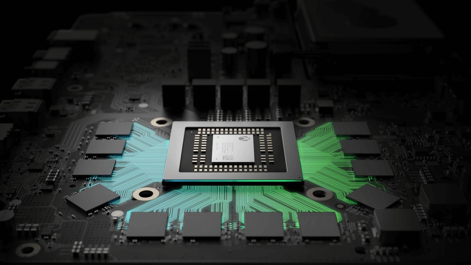 Xbox One S All-Digital Edition; screenshot: CPU