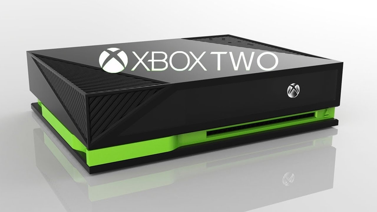 Xbox Two project Scarlett; screenshot: Anaconda