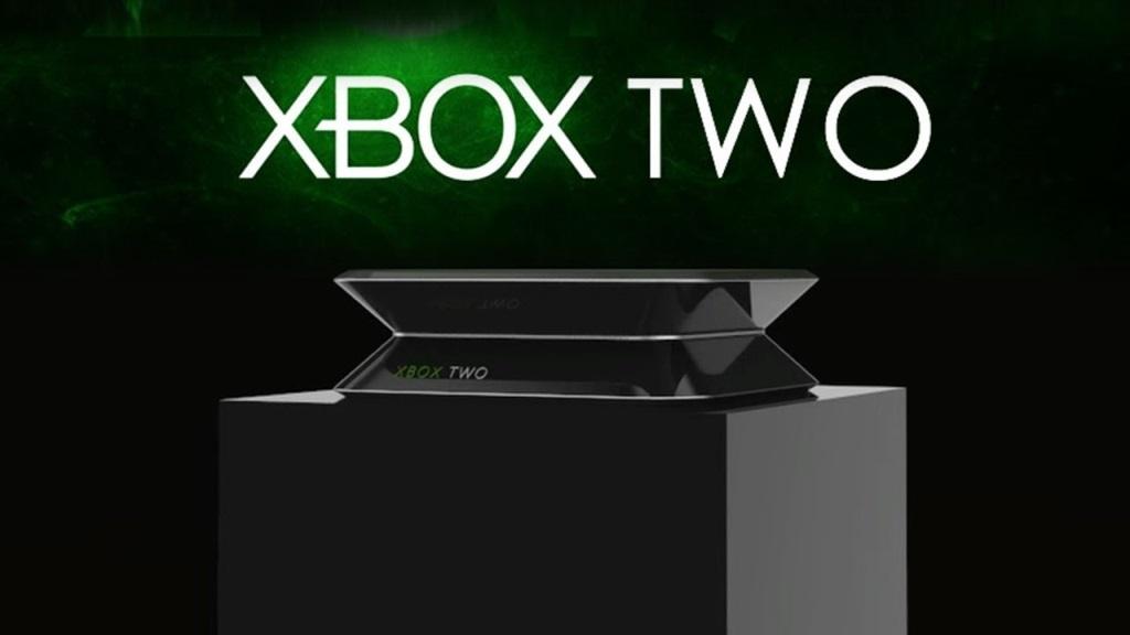 Xbox Two project Scarlett; screenshot: koncept