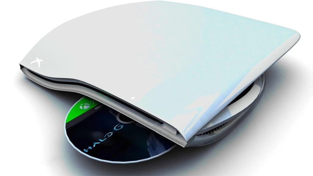Xbox Two project Scarlett; screenshot: Xbox scarlett
