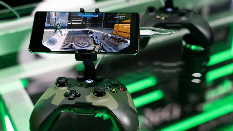 Microsoft xCloud; screenshot: E3 2019 Halo