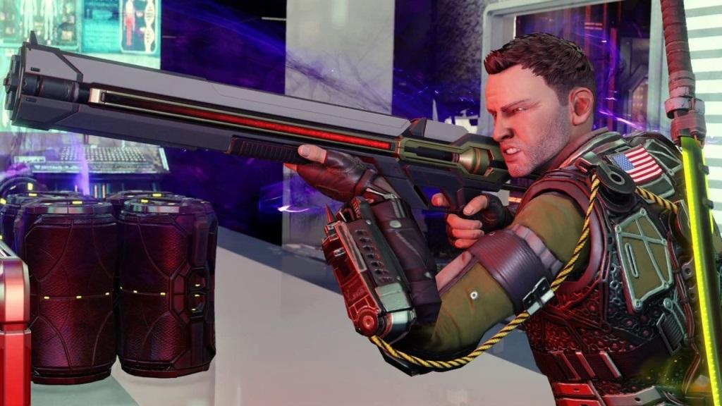 XCOM 2: War of the Chosen; screenshot: Bradford
