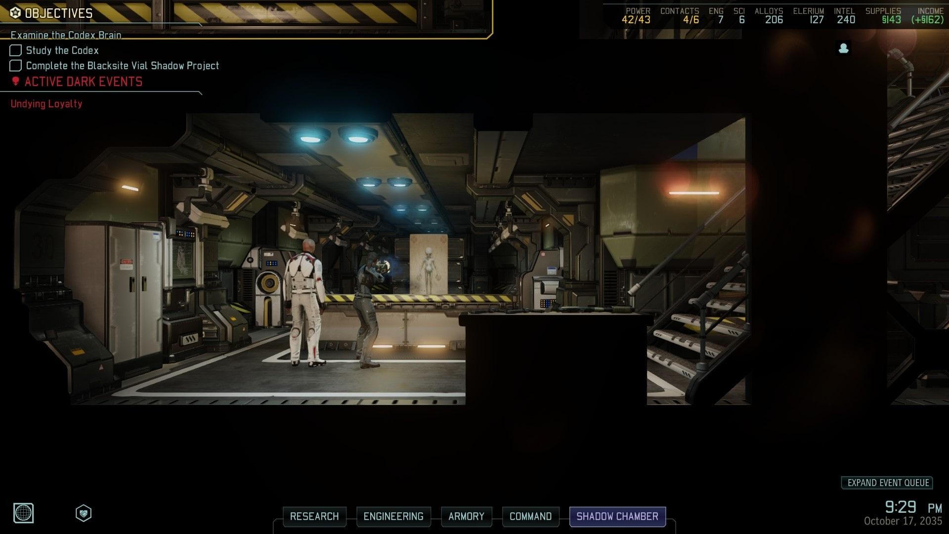 XCOM 2: War of the Chosen; base