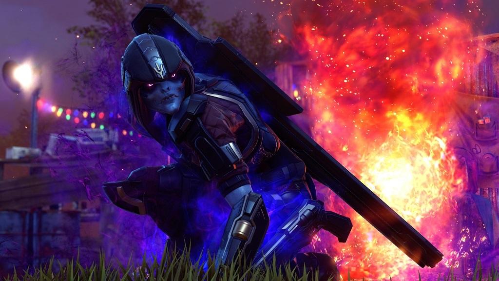 XCOM 2: War of the Chosen; Chosen; Hunter