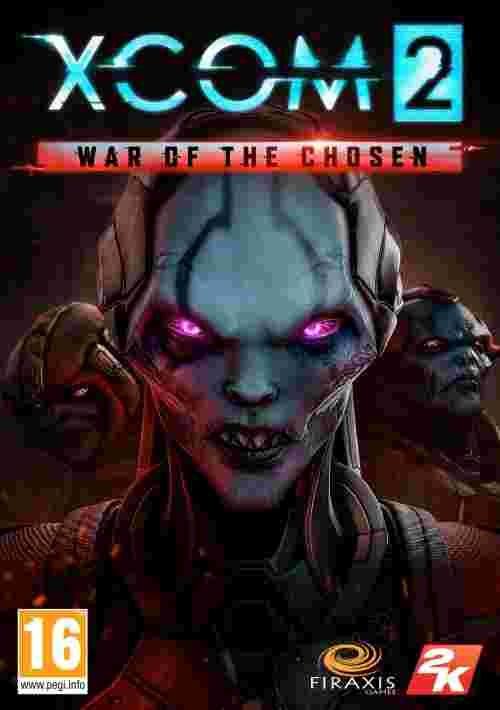 XCOM 2: War of the Chosen; cover-obal