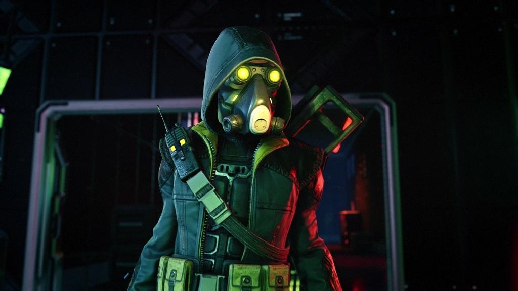 XCOM 2: War of the Chosen; hratelná frakce; reaper