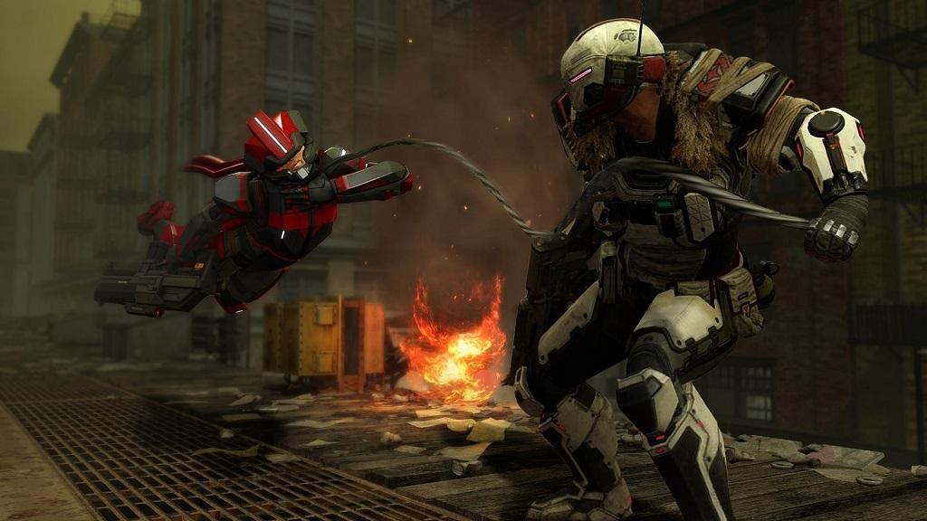 XCOM 2: War of the Chosen; hratelná frakce; skirmisher