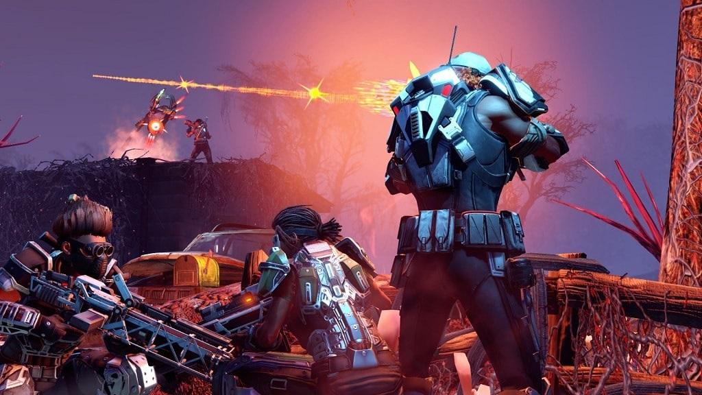 XCOM 2: War of the Chosen; Squad; Firing