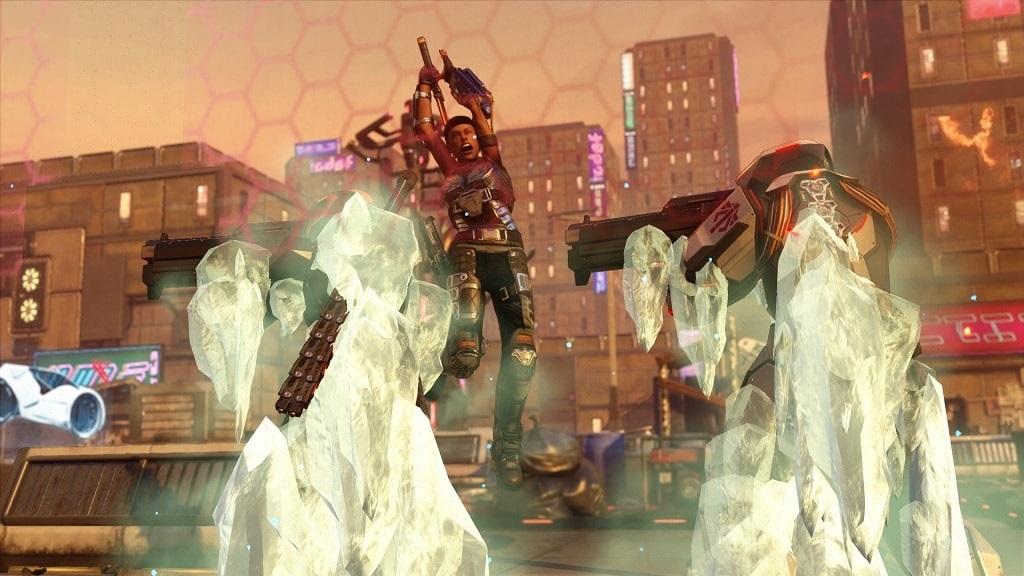 XCOM 2: War of the Chosen; utok zblizka; frozen