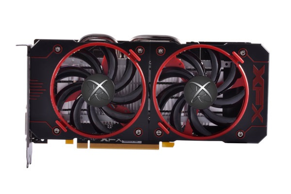 XFX RX 460 Double Dissipation 4GB v testech