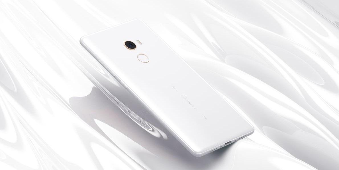 Xiaomi Mi Mix 2 SE, luxusní