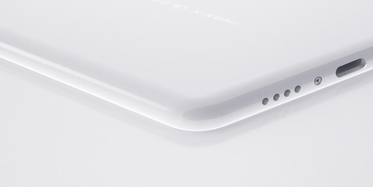 Xiaomi Mi Mix 2 SE, keramika