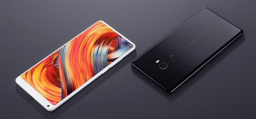 Xiaomi Mi Mix 2 SE, bílá, černá