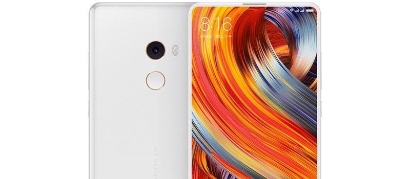 Xiaomi Mi Mix 2 SE, fotoaparát