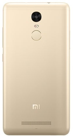 Mobilní telefon Redmi Note 3