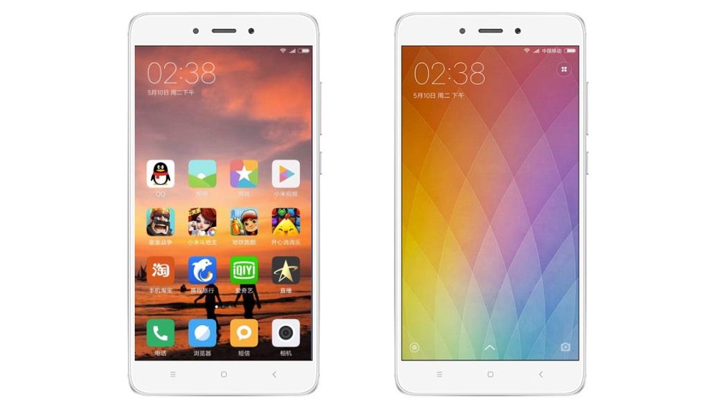 Xiaomi Redmi 4, Android 6