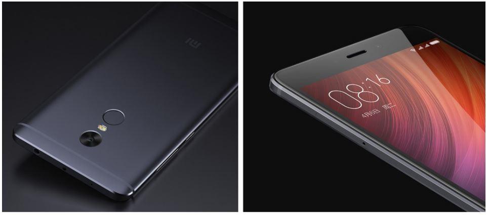 Xiaomi Redmi 4, displej, čtečka otisků prstů